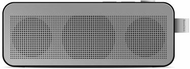 Bezvadu skaļrunis Sponge Boomchick Grey, 6 W