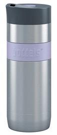 Boddels Vacuum Mug Koffje 370ml Lavender Blue