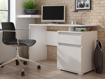 Письменный стол Pro Meble Milano PKC 105 White