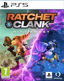 PlayStation 5 (PS5) spēle Insomniac Games Ratchet & Clank: Rift Apart