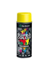 Aerosola krāsa Den Braven Universal, 400ml, šokolādes brūna