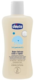 Chicco Baby Moments Gentle Body Wash & Shampoo 200ml