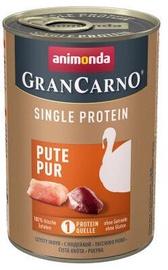 Animonda GranCarno Single Protein Turkey 400g