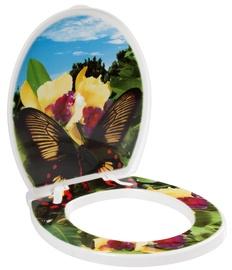 Vāks Karo-Plast Toilet Seat Strip F Butterfly