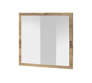 Spogulis WIPMEB Santo Typ D Wotan Oak, stiprināms, 80x70 cm