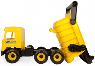 Wader Middle Truck Tip-Lorry 32121 Yellow