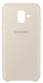 Samsung Galaxy A6 Dual Layer Case Gold