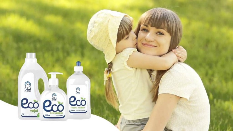 Seal For Nature Eco Laundry Softener 1l