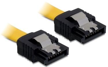 Delock Cable SATA / SATA Yellow 20m