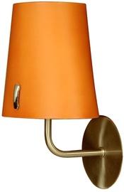 Candellux Muskat 40W E14 Wall Lamp Patina