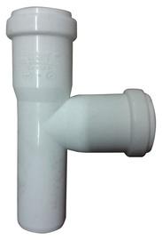 Тройник Magnaplast HTplus 3-Way Pipe 90° 32mm Grey