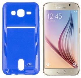 Roar Pocket Jelly Case For Samsung G920 Galaxy S6 Blue
