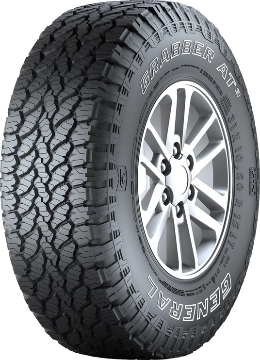 General Tire Grabber AT3 255 60 R18 112H XL