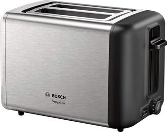 Bosch TAT3P420DE Toaster Stainless Steel/Black