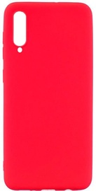 Evelatus Soft Touch Back Case For Samsung Galaxy A30s/A50/A50s Red