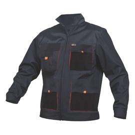 King Norman 11-411 Work Jacket Black XXLS