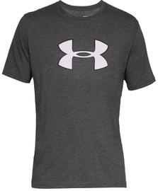 T-krekls Under Armour Mens Big Logo T-Shirt 1329583 019 Grey L