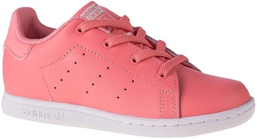 Adidas Stan Smith JR Shoes EF4928 Pink 22