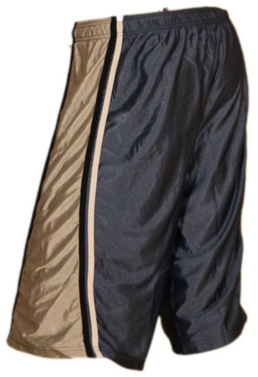 Шорты Bars Mens Basketball Shorts Black/Gold 184 XL
