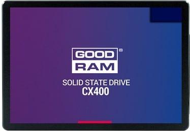 Cietais disks (SSD) Goodram CX400, SSD, 512 GB