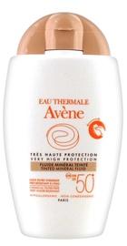 Avene Tinted Mineral Fluid SPF50+ 40ml