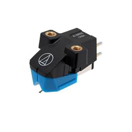 Patefons Audio-Technica AT-VM95C, zila/melna, 0.02 kg