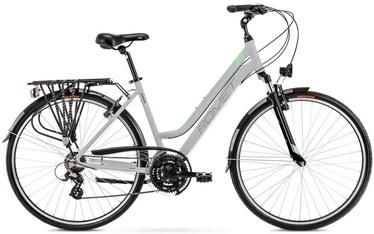 """Велосипед Romet Gazela 1 2128459, зеленый, 19"""", 28″"""