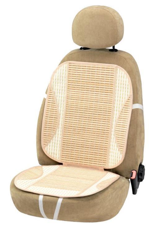 Bottari Wood Bamboo Seat Cushion Beige 12150