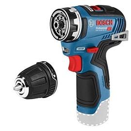 Bosch GSR 12V-35 FC Cordless Drill L-BOXX 102 + GFA 12-B