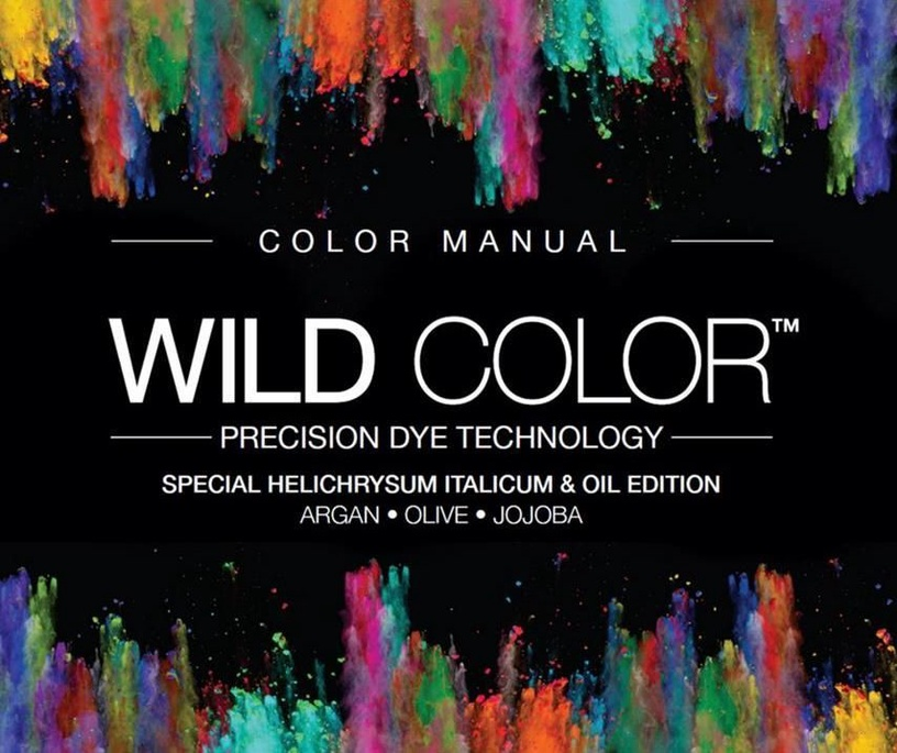 Wild Color Permanent Hair Color 180ml N/M 07