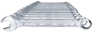 Gedore N.7 Ring Combination Wrench Set 12pcs