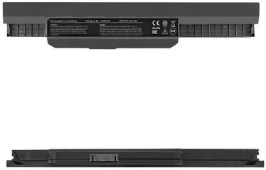 Klēpjdatoru akumulators Qoltec Long Life Notebook Battery For Asus A32-K53 4400mAh