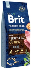 Brit Premium by Nature Light Turkey 15kg