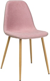 Ēdamistabas krēsls Signal Meble Dual Pink, 1 gab.