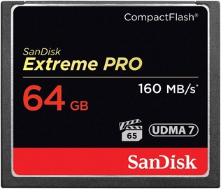 SanDisk 64GB Extreme Pro CF 1066x