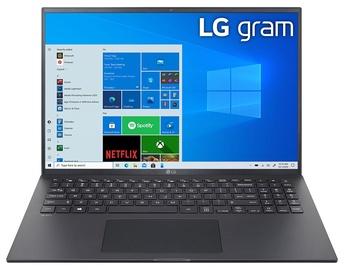 """Klēpjdators LG Gram 15Z90P-G, Intel® Core™ i5-1135G7, 16 GB, 512 GB, 15.6 """""""