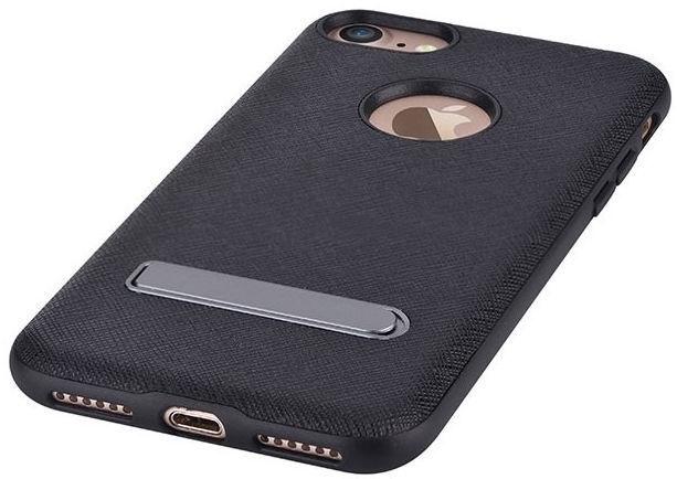 Devia iStand Back Case For Apple iPhone 7 Plus/8 Plus Black