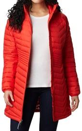 Columbia Powder Lite Mid Womens Jacket 1748311843 Bold Orange M