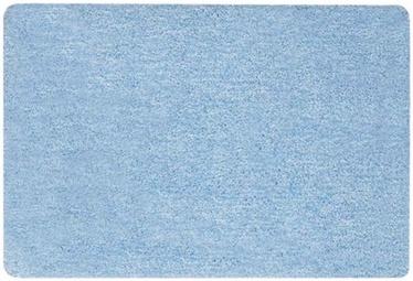 Spirella Gobi Bathroom Rug Light Blue