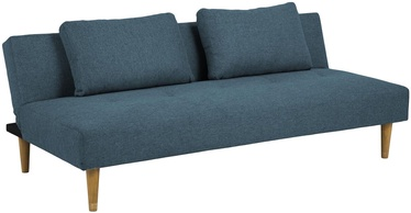 Home4you Sofa Bed Lucca Blue/Green