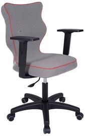 Entelo Office Chair Nero Black/Grey AT03