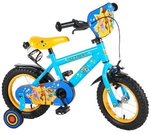 """Bērnu velosipēds Volare Disney Toy Story, zila/dzeltena, 12"""""""