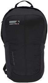 High Peak Reflex 18 Backpack 30087 Black