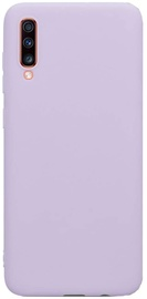 Evelatus Soft Touch Back Case For Samsung Galaxy A70 Blue