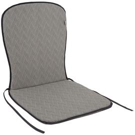 Krēslu spilvens 485279, pelēka, 74 x 38 cm