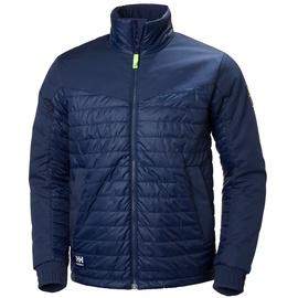 Helly Hansen WorkWear Aker Insulated Jacket Evening Blu XXL