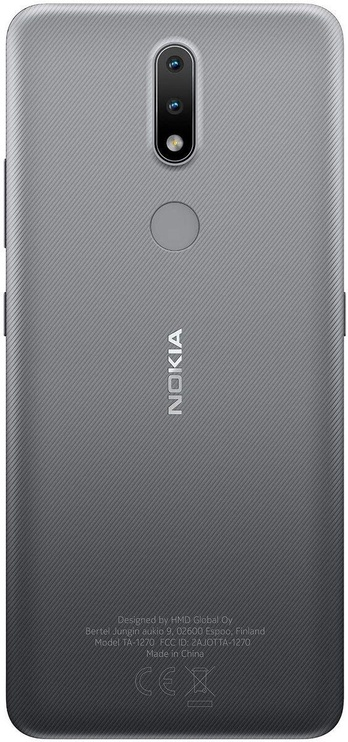 Nokia 2.4 2/32GB Charcoal Grey