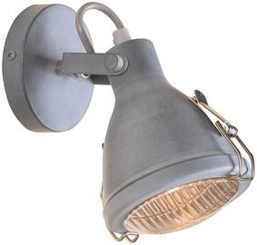 Candellux Crodo 91-71101 E14 1x40W Wall Lamp Gray