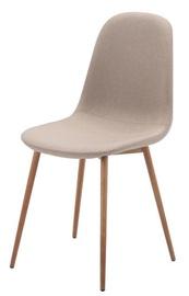 Ēdamistabas krēsls Signal Meble Fox, smilškrāsas