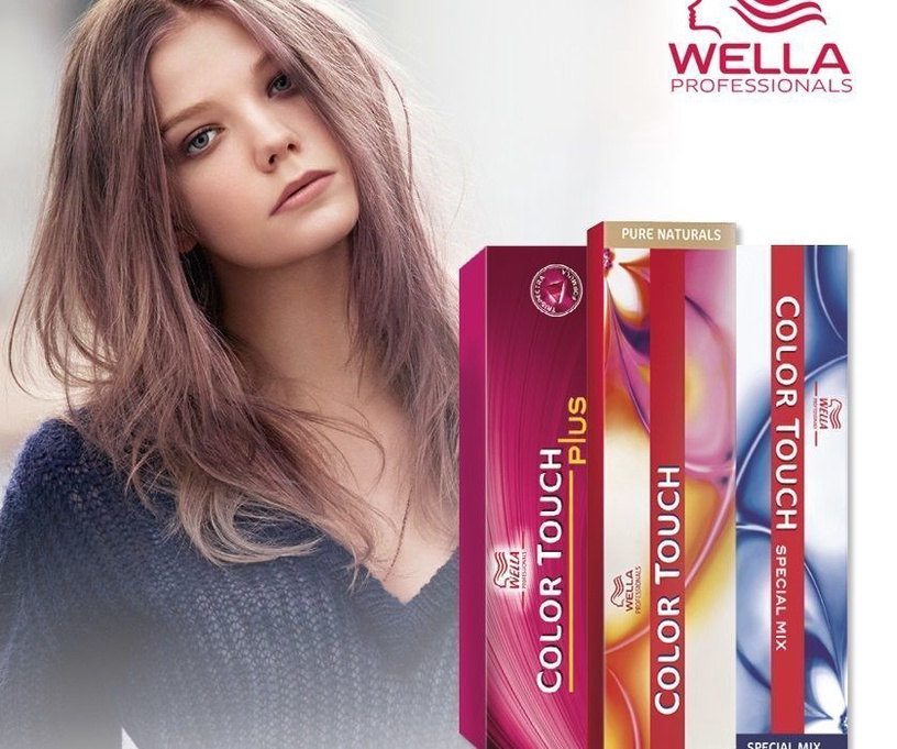 Wella Professionals Color Touch Hair Color Vibrant Reds 60ml 66/44